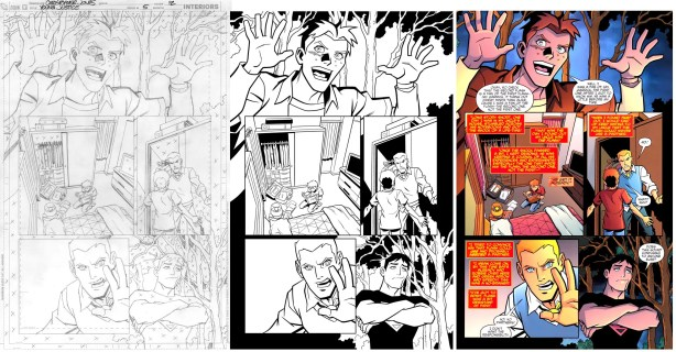 YJ #5 pencils-inks-colors pg 12 prev