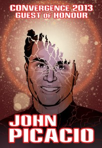 CVG 2013 GoH Badge - John Picacio prev