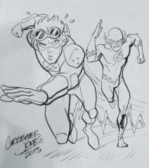 sketch g