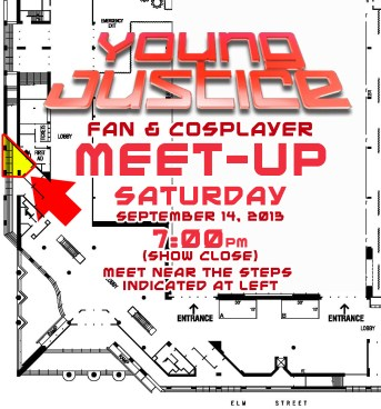 CCE 2013 Young Justice Meet-up