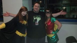 CCE13 FRI - Geek Prom Batgirl & Robin