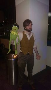 CCE13 FRI - Geek Prom Henson & Kermit