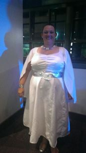 CCE13 FRI - Geek Prom Leia Amanda