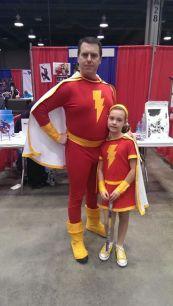 CCE13 SAT - Captain & Mary Marvel