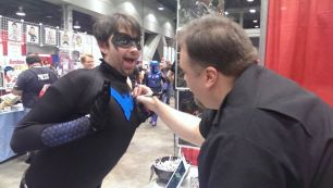 CCE13 SAT - Signing Nightwing