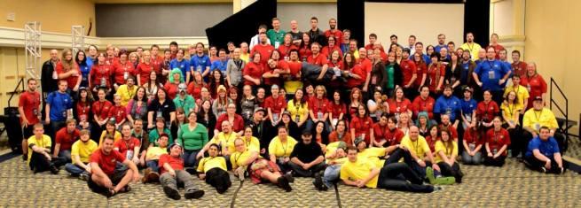 Hal-Con 2013 Volunteers