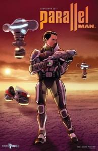 Parallel Man Mac Poster C2E2