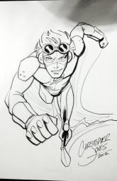 NYCC 2012 Kid Flash
