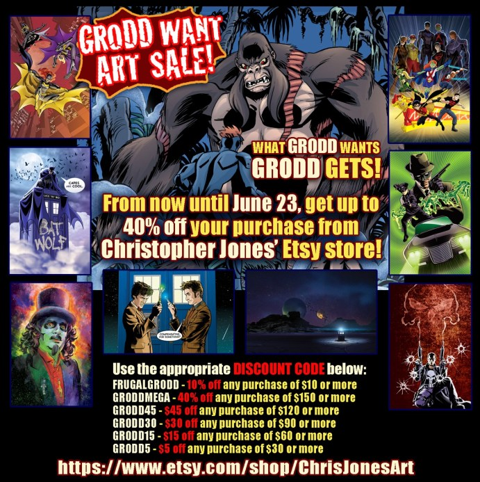 Art Sale Infographic