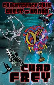 CVG 2015 GoH Badge prev - Chad Frey