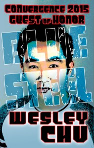 CVG 2015 GoH Badge prev - Wesley Chu