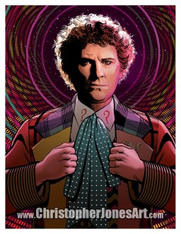 The Sixth Doctor - REV prev