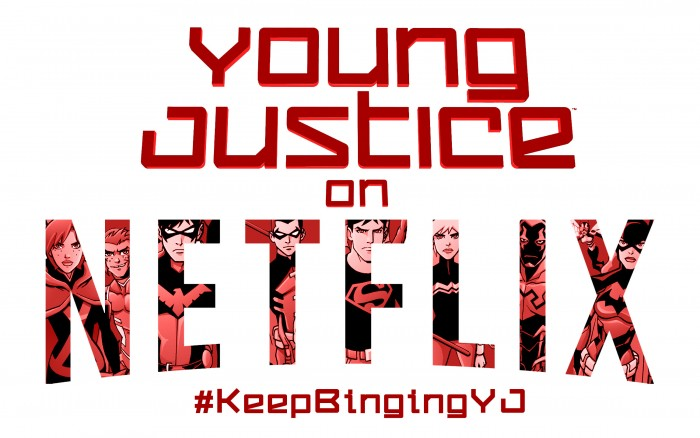 Young Justice on Netflix KeepBinging