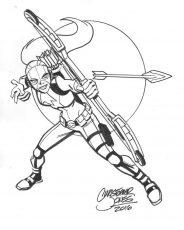 1 Character - Artemis