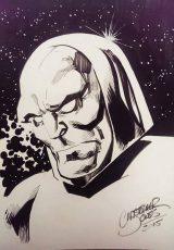 Headshot - Darkseid