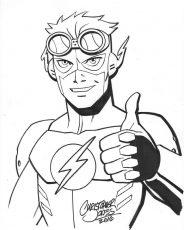 Headshot - Kid Flash