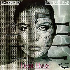 Schallplattencover: KooKoo von Debbie Harry