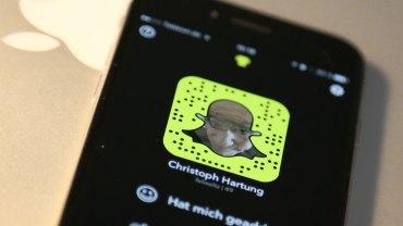 Christoph ist felixeltz bei Snapchat