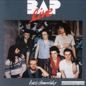 1983: bess demnähx (live)