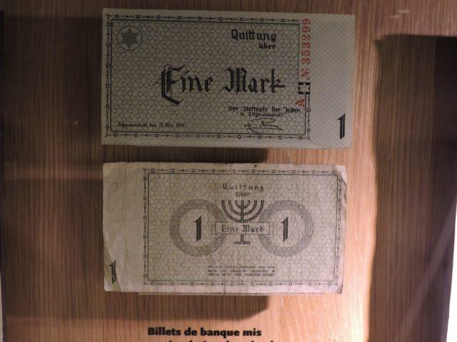 Jewish Ghetto Mark