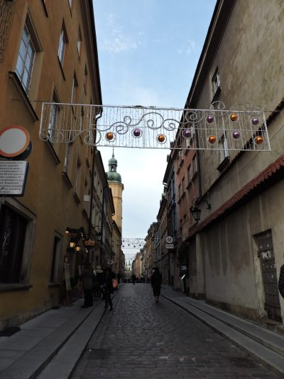 Old Town alley way