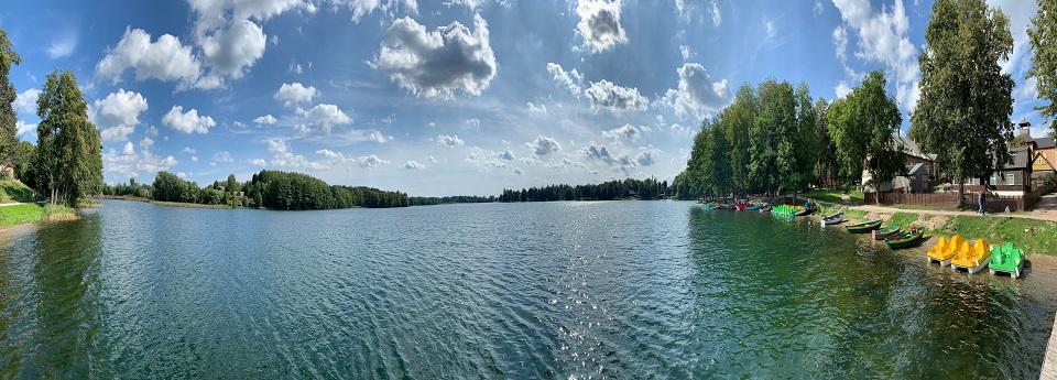 Galvės ežeras, Trakai, Vilniaus apskritis, Lietuva
