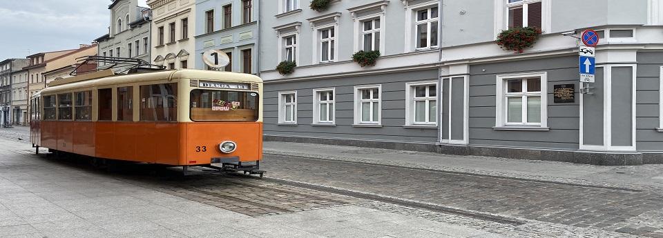 Centrum informacyjne Tramwaj, Bydgoszcz, województwo kujawsko-pomorskie, Rzeczpospolita Polska