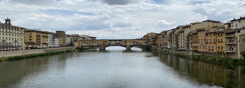 Ponte Vecchio, Firenze, Toscana, Italia