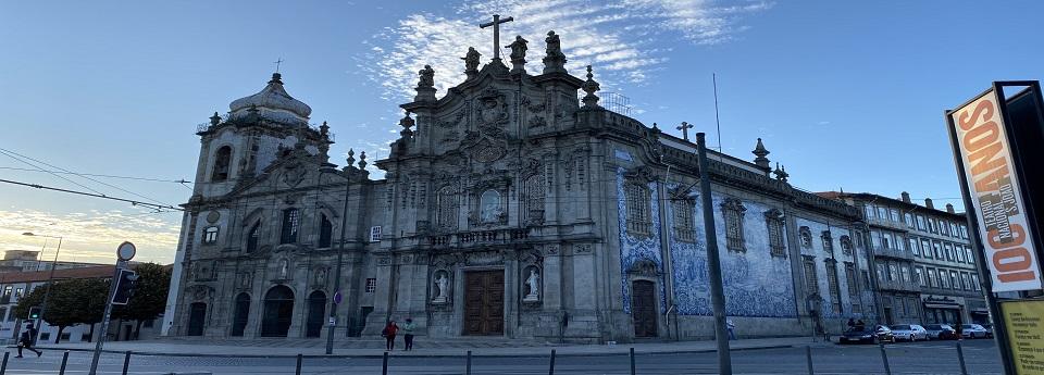 Igreja do Carmo, Porto, Norte, Portugal