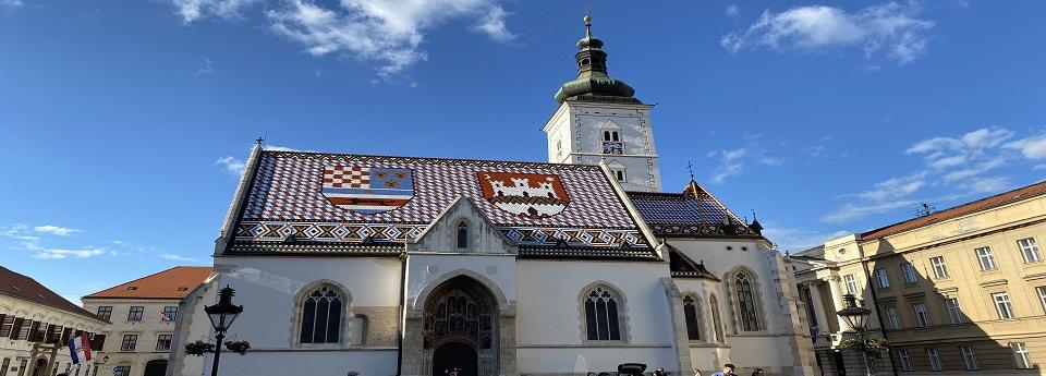 Crkva sv. Marka, Zagreb, Hrvatska