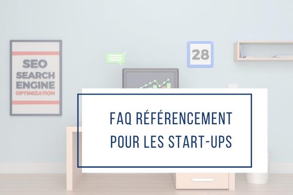 faq seo startup