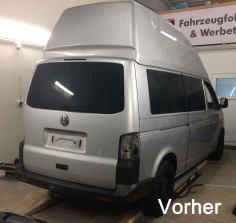 VW-T5-Vorher