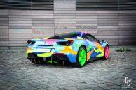 Ferrari488-Neon Camouflage-CiFolWerbetechnik (8)