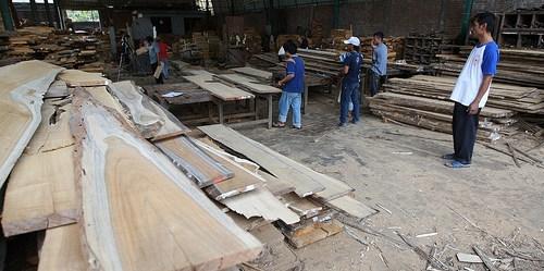 Furniture business Jepara