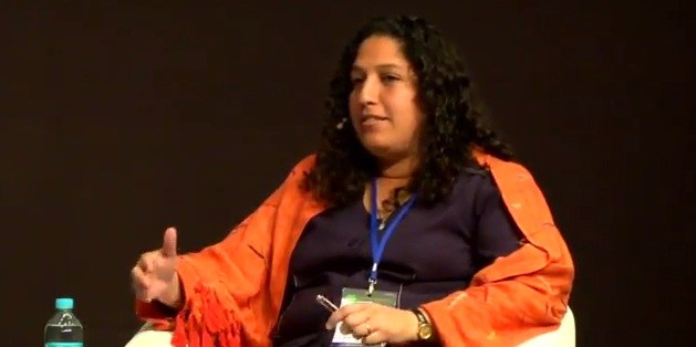 """Fabiola Muñoz-Dodero, Executive Director of the Peruvian National Forest and Wildlife Service: """"the only way to ensure that these policies are used for their original purposes is to build them up in a participatory manner."""""""