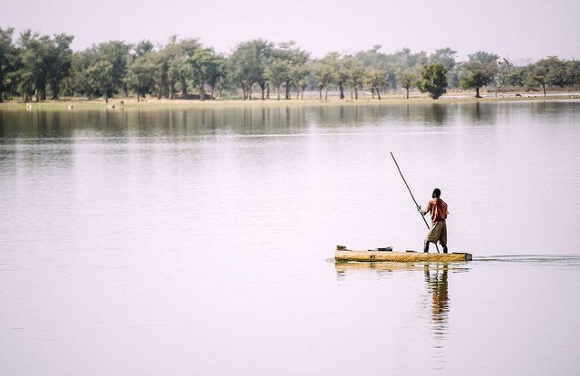 Countries in West Africa, such as Burkina Faso, are experiencing the effects of climate-change-related migration. Ollivier Girard/CIFOR