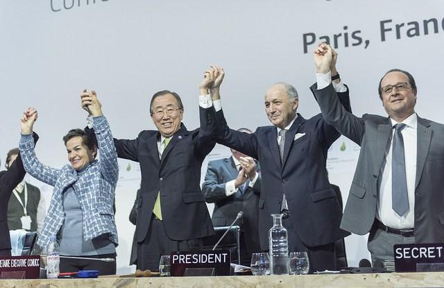 Kesepakatan Paris merupakan alasan perayaan di seluruh dunia ... dan sekarang kita harus memanfaatkannya semaksimal mungkin.