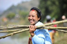 Permalink to: Nepal's ecosystems: Aiming for new heights