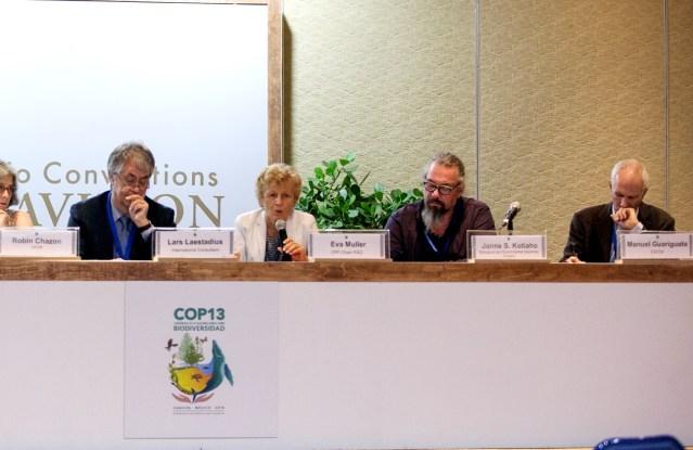 """Eva Muller de FAO: """"Para los ODS, las metas climáticas y las de la biodiversidad: tenemos que restaurar"""""""