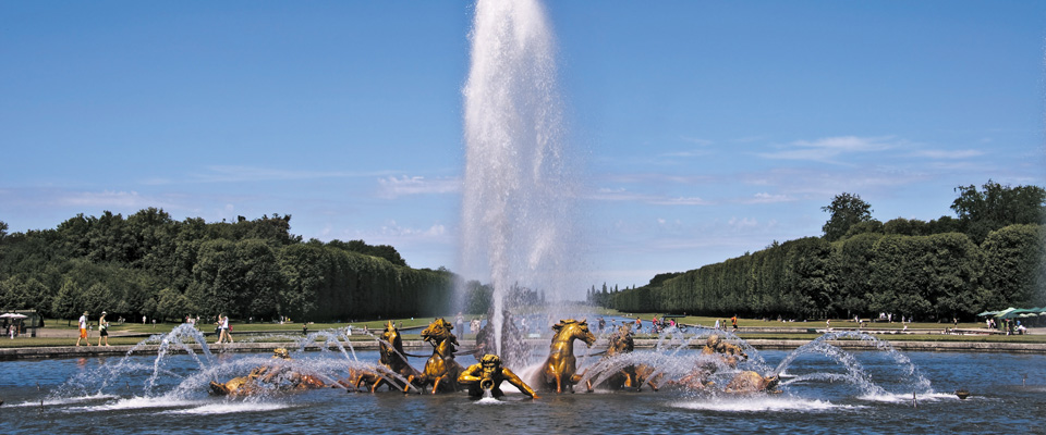 "The Magic of the ""Great Waters"" at the Versailles Castle"
