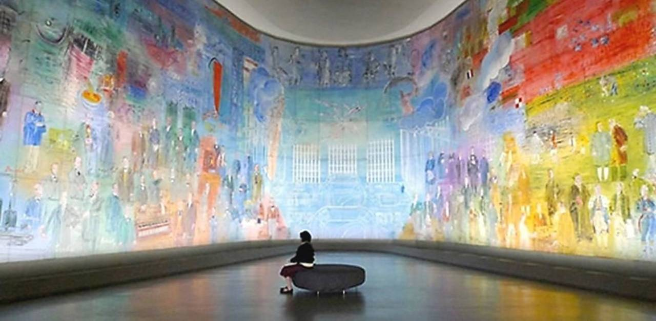 The most stunning contemporary art museums in paris - Musee d art moderne strasbourg ...