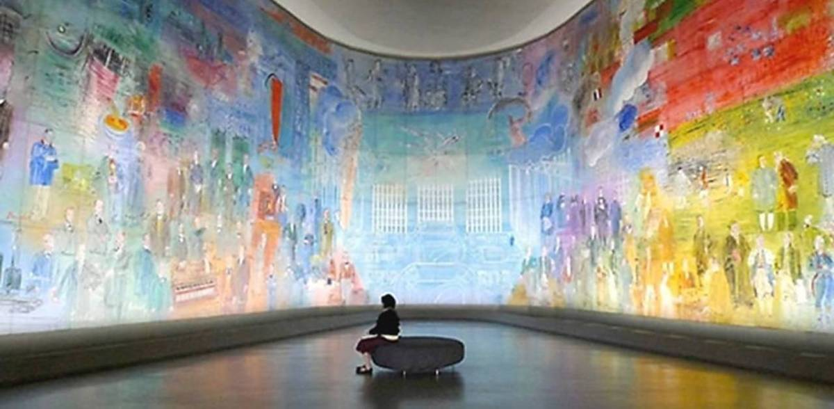 The Most Stunning Contemporary Art Museums In Paris