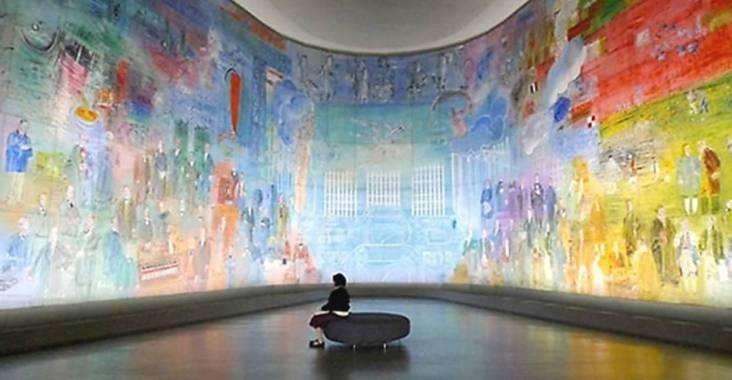 ARt-moderne Get Inspired For Contemporary Art In Paris @koolgadgetz.com.info