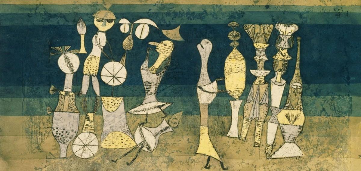 A Ne Pas Manquer - L'ensemble de l'œuvre de Paul Klee au Centre Pompidou