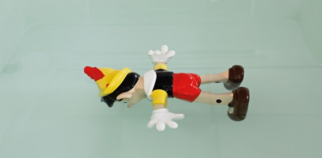 3. Pinocchio