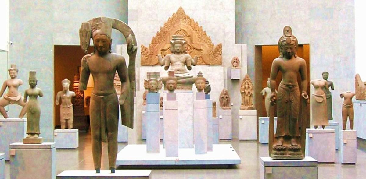 Le Musée Guimet : le plus Court Chemin vers l'Asie est à Paris