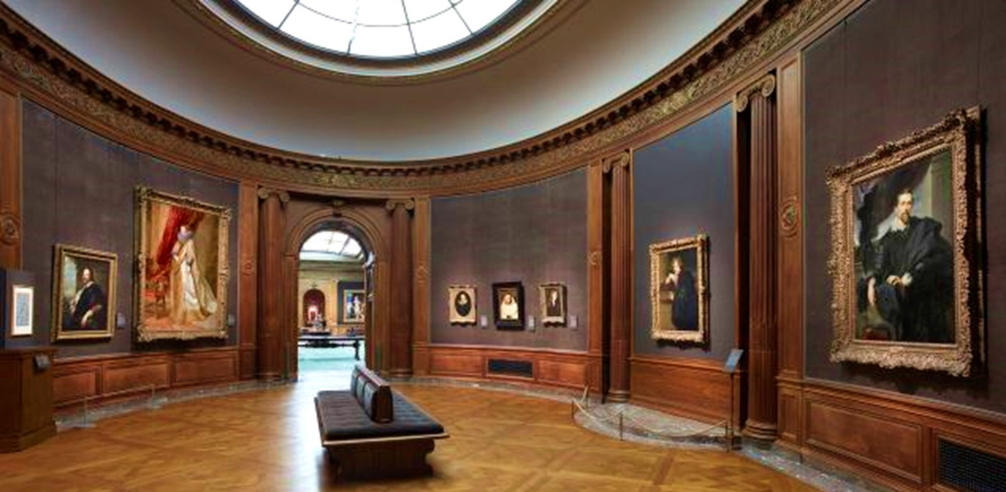 The Frick Collection Is Also Known For Its Sculptures Ceramics Textiles And Works On Paper In Addition Museum Has A Beautiful Inner Courtyard Where