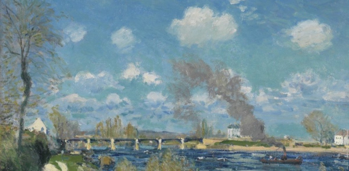 Exposition Alfred Sisley l'impressionniste