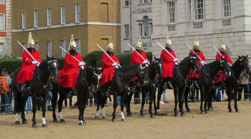 Changing of the Guard - Horse Guards