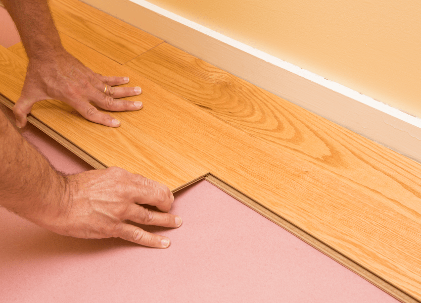 Floating vs  Glue down Wood Flooring   City Floor Supply Flooring Underlayment